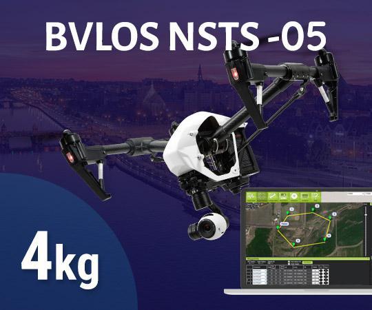 Kat. szczególna - BVLOS 4kg