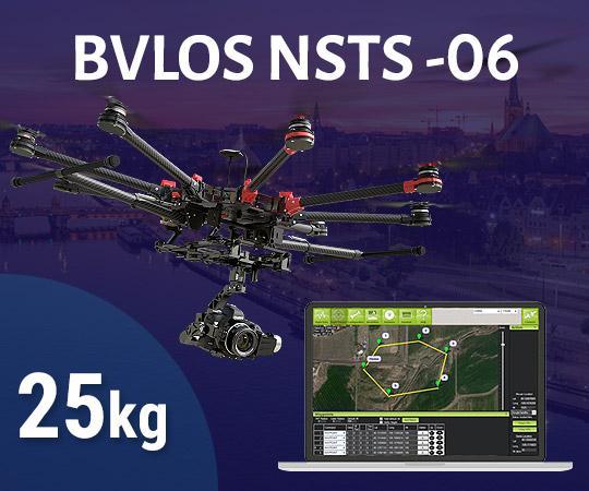 Kat. szczególna - BVLOS 25kg